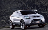 Ford Iosis X Concept wallpaper 1920x1080 jpg