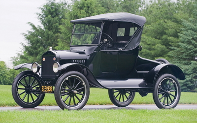 Ford Model T wallpaper