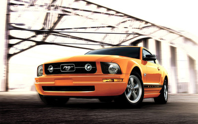 Ford Mustang [2] wallpaper