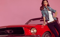 Ford Mustang [10] wallpaper 1920x1080 jpg