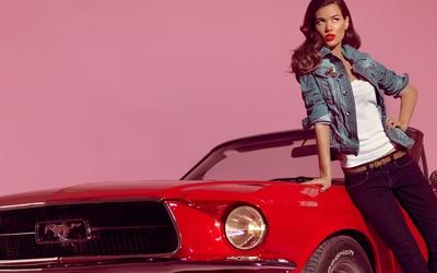 Ford Mustang [10] wallpaper