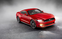 Ford Mustang [6] wallpaper 2560x1600 jpg
