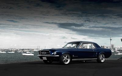 Ford Mustang [7] wallpaper