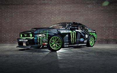 Ford Mustang [8] wallpaper