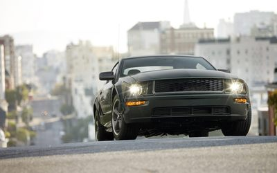 Ford Mustang [19] Wallpaper