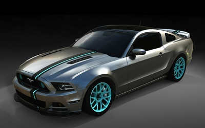Ford Mustang [14] wallpaper