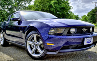 Ford Mustang [12] wallpaper 3840x2160 jpg