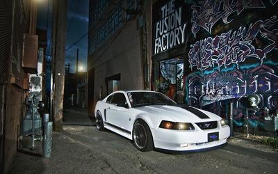 Ford Mustang [20] wallpaper