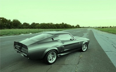 Ford Mustang Bullitt wallpaper