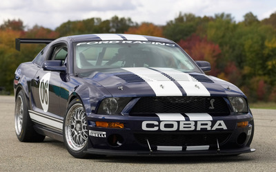Ford Mustang FR500 wallpaper