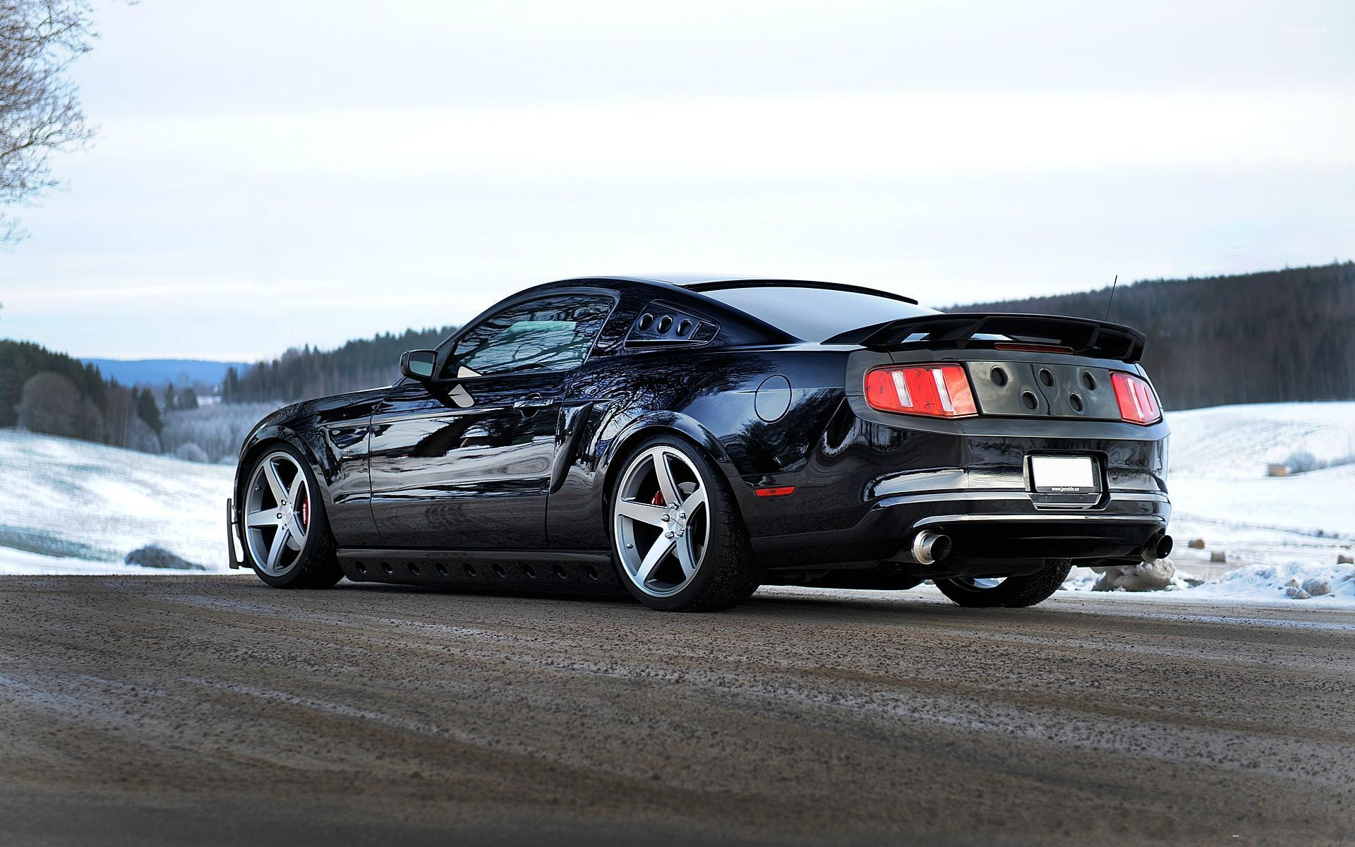 Ford Mustang GT [2] wallpaper