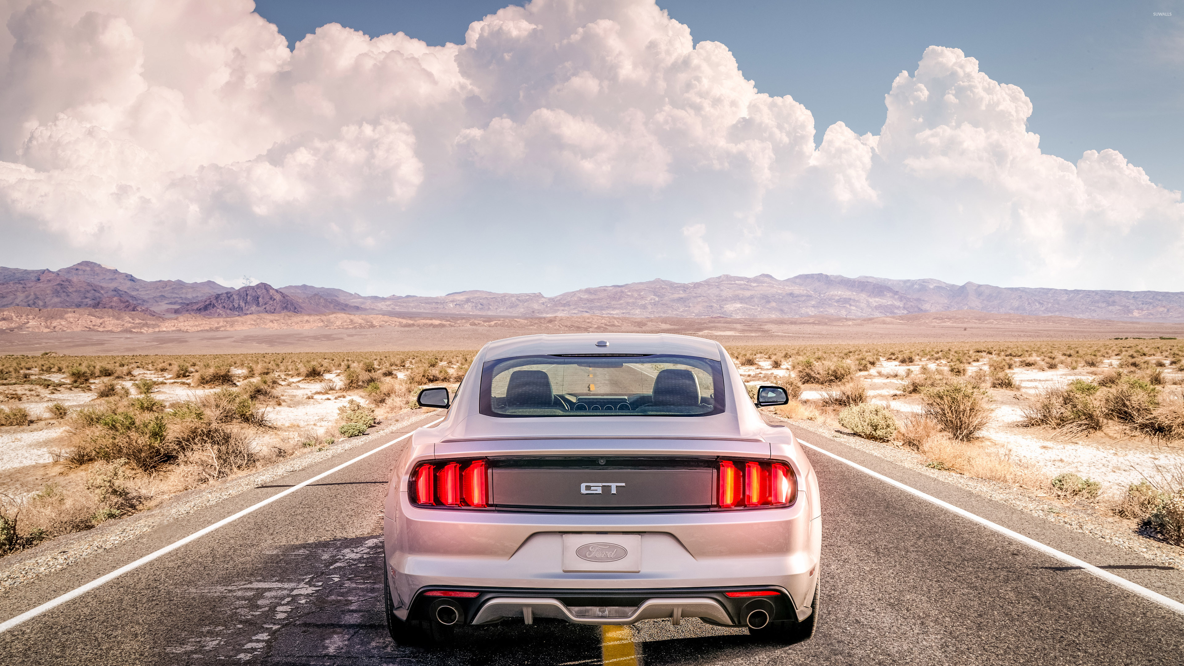 Ford Mustang GT [4] wallpaper