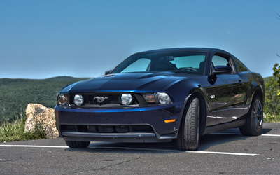 Ford Mustang GT 5.0 wallpaper