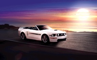 Ford Mustang - GT California Special wallpaper 1920x1080 jpg