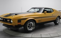 Ford Mustang Mach 1 [3] wallpaper 1920x1080 jpg