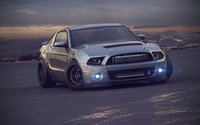 Ford Mustang Shelby wallpaper 1920x1080 jpg