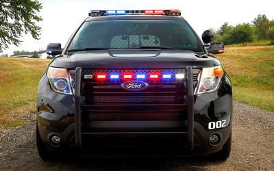 Ford Police Interceptor Sedan wallpaper