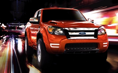Ford Ranger Max wallpaper