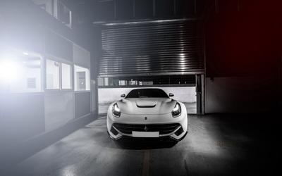 Front view 2014 PP Performance Ferrari F12berlinetta wallpaper