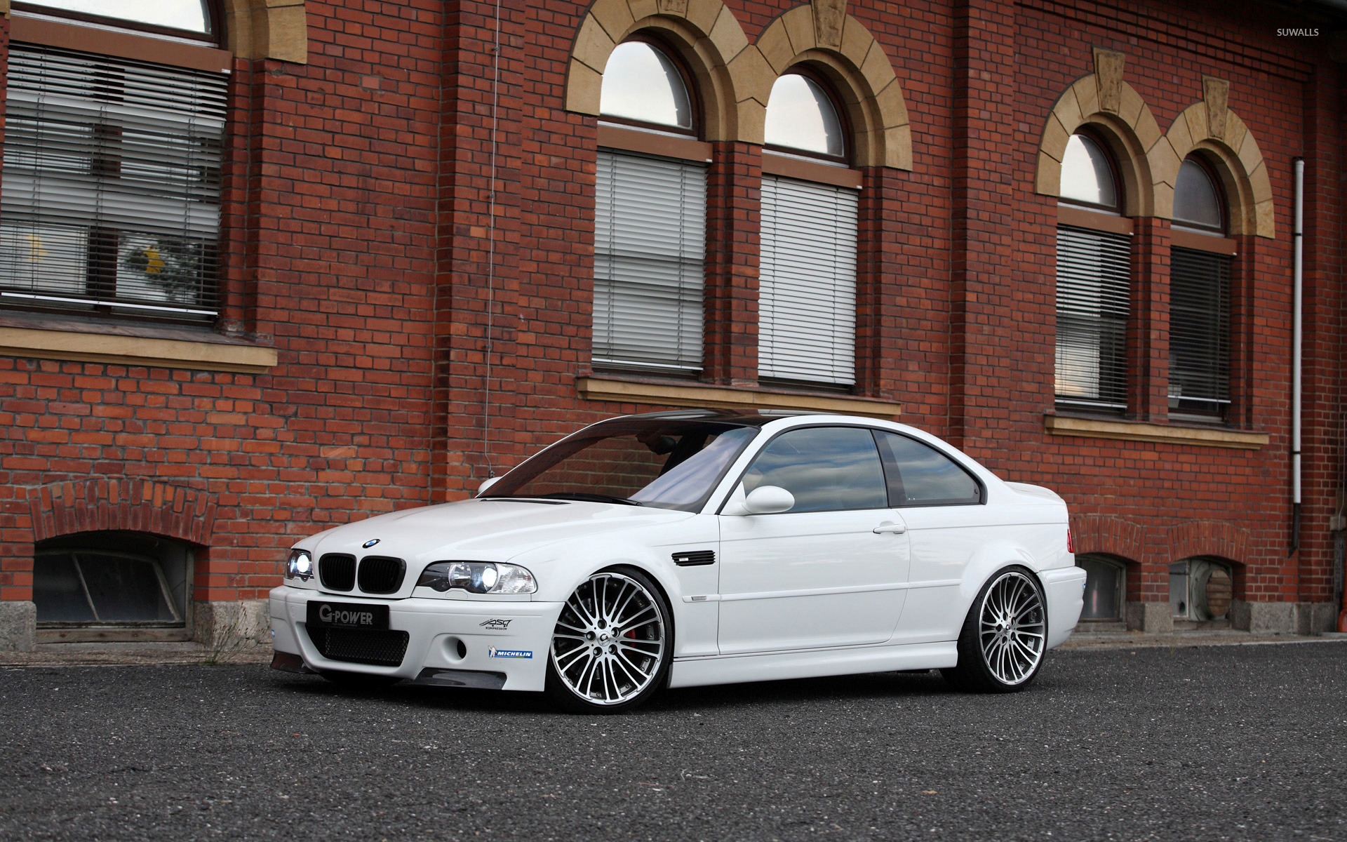 g power bmw m3 e46 wallpaper car wallpapers 12769. Black Bedroom Furniture Sets. Home Design Ideas