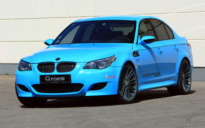 G-Power BMW M5 Hurricane RRs wallpaper