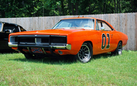 General Lee wallpaper 2560x1600 jpg