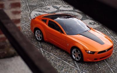 Giugiaro Ford Mustang wallpaper