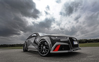 Gray Schmidt Audi RS 6 quattro side view wallpaper 2560x1600 jpg