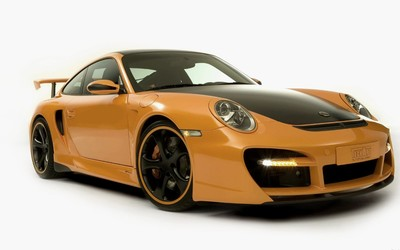 TechArt GTstreet Porsche 911 wallpaper