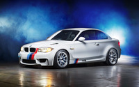 H&R  BMW 1M Coupe Project Vehicle wallpaper 1920x1200 jpg
