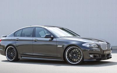 Hamann BMW 5 Series F10 wallpaper