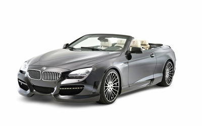 Hamann BMW 6 Series F12 wallpaper