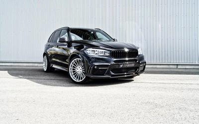 Hamann BMW X5 Wallpaper