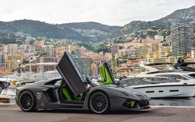 Hamann Lamborghini Aventador wallpaper
