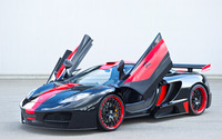 Hamann McLaren MP4-12C memoR wallpaper 1920x1200 jpg