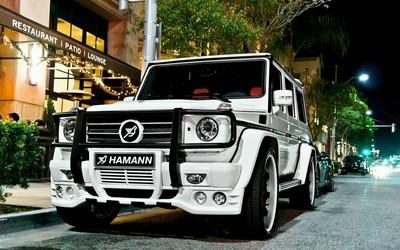Hamann Mercedes-Benz G-Class wallpaper