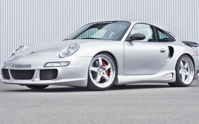 Hamann Porsche 997 wallpaper