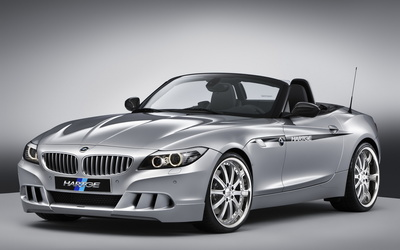 Hartge BMW Z4 [3] wallpaper
