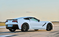 Hennessey Chevrolet Corvette HPE500 wallpaper 2560x1600 jpg