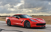 Hennessey Chevrolet Corvette HPE700 wallpaper 2560x1600 jpg