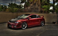 Honda Civic Si wallpaper 1920x1080 jpg