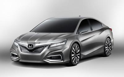 Honda Concept C wallpaper