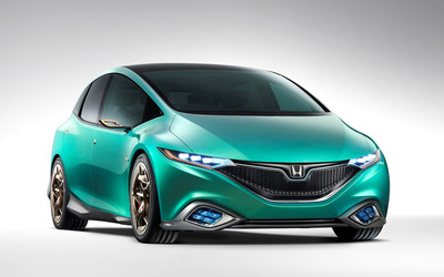 Honda Concept S wallpaper
