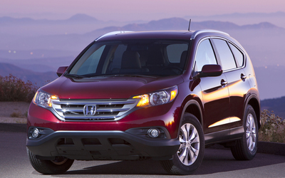 Honda CR-V [2] wallpaper