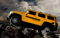 Hummer H3 wallpaper 1920x1200 jpg