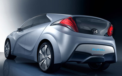 Hyundai Blue-Will [2] wallpaper
