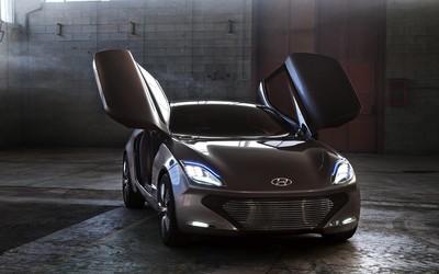 Hyundai Concept wallpaper