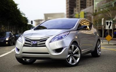 Hyundai Galloper concept wallpaper