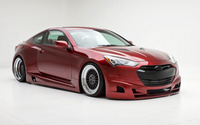 Hyundai Genesis Coupe wallpaper 1920x1200 jpg