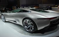 Jaguar C-X75 wallpaper 3840x2160 jpg